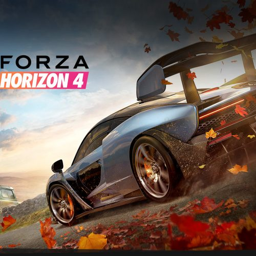 E3 2018: Forza Horizon 4 is racing bliss