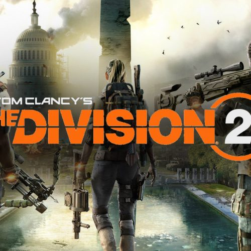 Playing The Division 2 with LeVar Burton