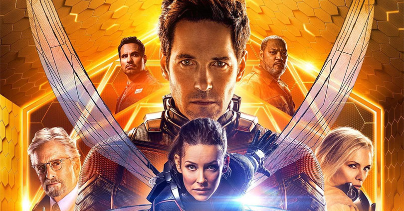 Ant-Man and the Wasp - Dolby Cinema Poster