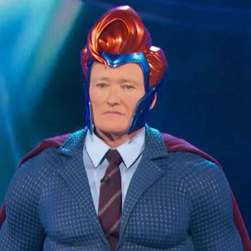 Conan O'Brien prepares for Comic-Con with new Instagram account 'ConanCon'