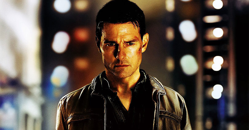 Jack Reacher Theatrical Poster
