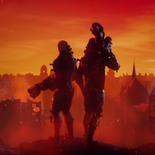 E3 2018: Wolfenstein: Youngblood features B.J. Blazkowicz's daughters killing Nazis