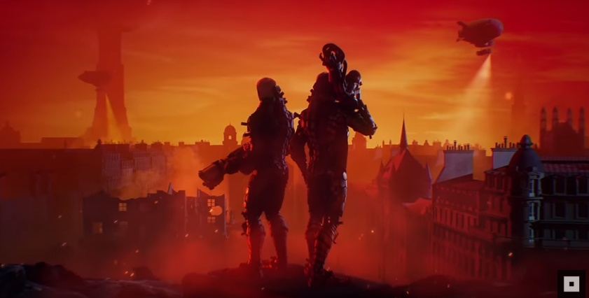 Wolfenstein: Youngblood is a co-op shooter - plus Doom Eternal and Rage 2