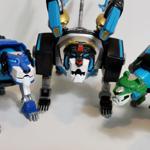 Voltron: Legendary Defender gets SDCC exclusive figures