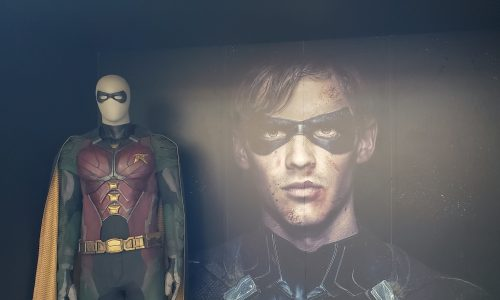SDCC: 'F*** Batman' after seeing the Titans trailer