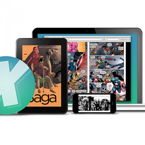 SDCC: Comixology bringing new series on digital platform