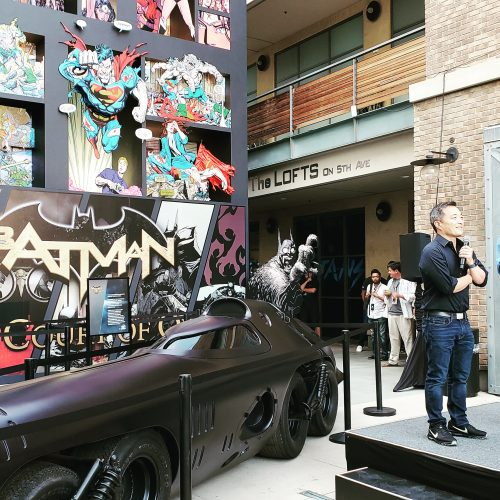 SDCC: Go crazy like Harley Quinn at DC Universe Experience