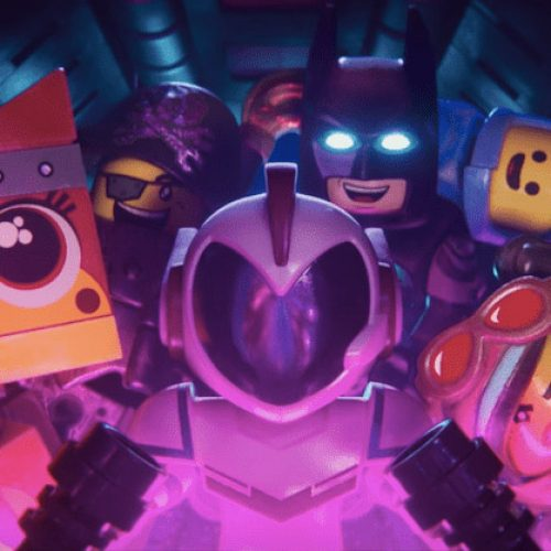 SDCC: Chris Pratt's worlds collide in new The LEGO Movie 2 footage