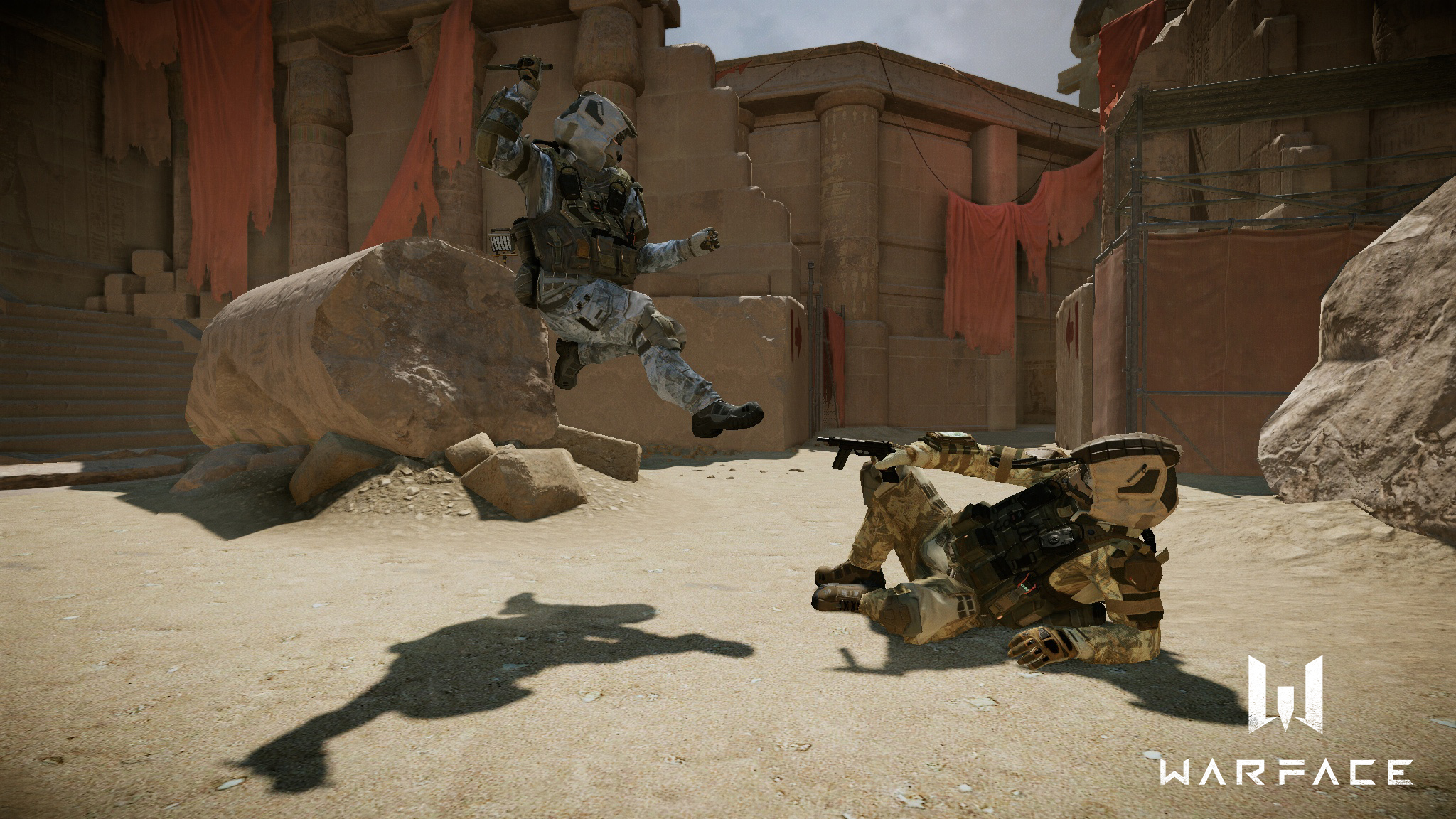 Free-to-play FPS, Warface, coming to PS4 and Xbox One this