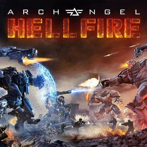 VR mech shooter Archangel: Hellfire brings multiplayer action
