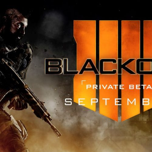 Call of Duty: Black Ops 4's Battle Royale beta coming September