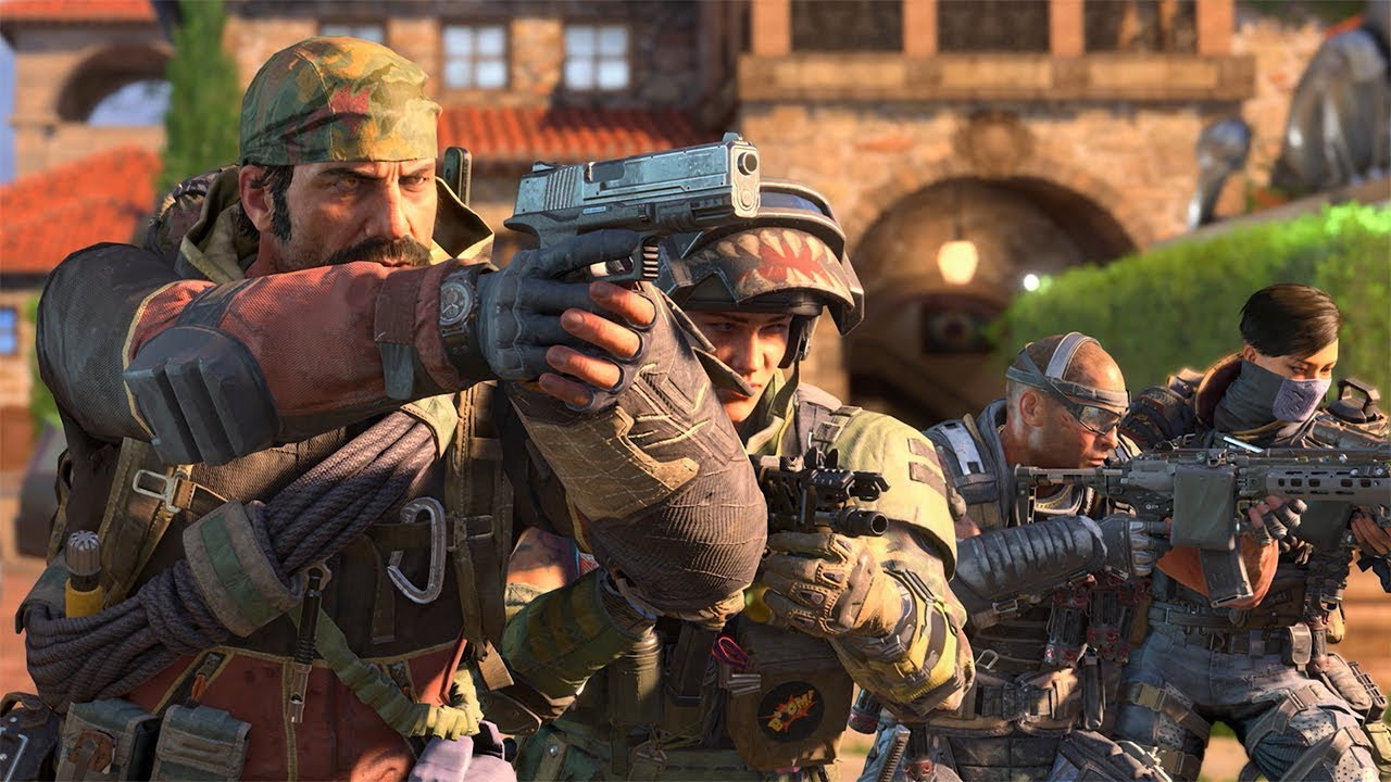Call of Duty: Black Ops 4 multiplayer
