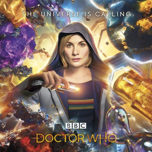 SDCC: Doctor Who showcases new trailer and sonic screwdriver for season 11