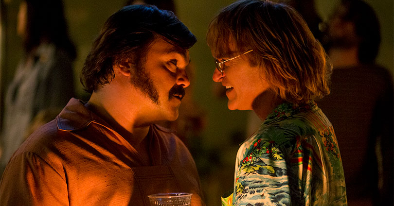 Don't Worry, He Won't Get Far on Foot - Jack Black & Joaquin Phoenix
