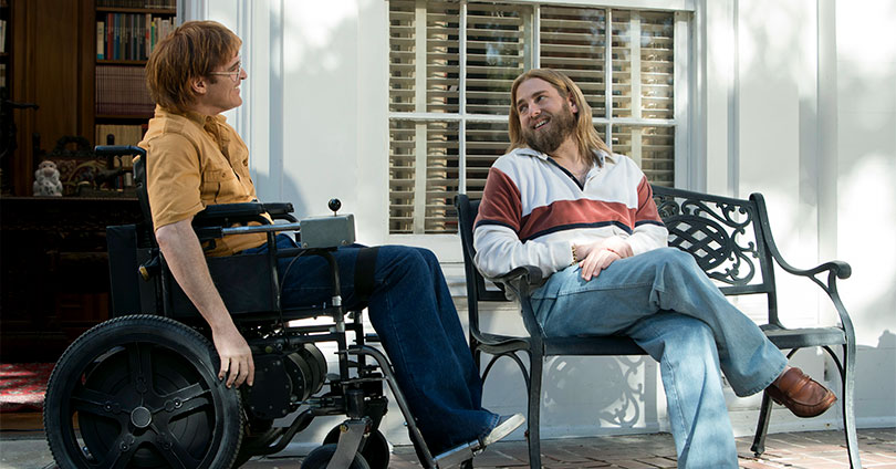 Don't Worry, He Won't Get Far on Foot - Joaquin Phoenix & Jonah Hill
