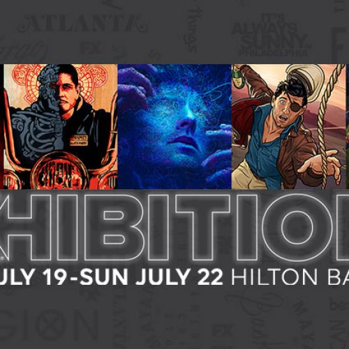 FX bringing FXhibition back to San Diego Comic-Con