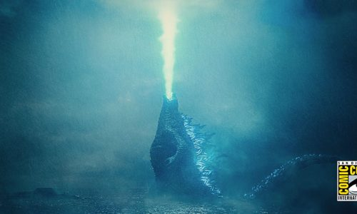 SDCC: The king returns in Godzilla: King of the Monsters trailer