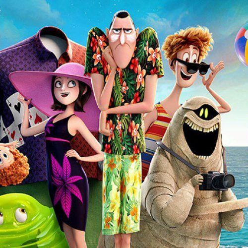 Hotel Transylvania 3: Summer Vacation Review