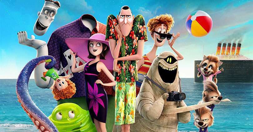 Hotel Transylvania 3: Summer Vacation - International Poster