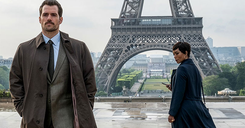 Mission: Impossible Fallout - Henry Cavill & Angela Bassett