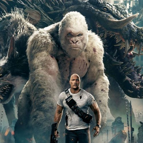 Rampage – 4K Ultra HD Blu-ray Review