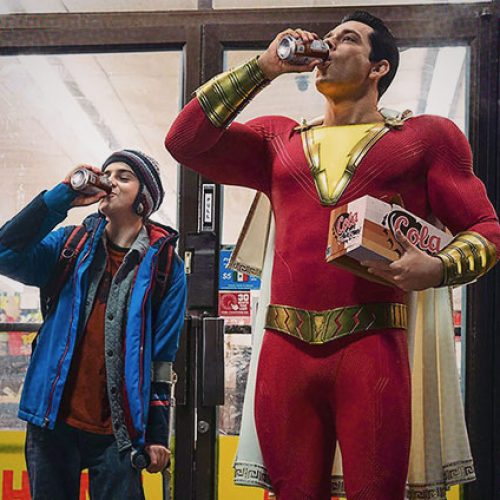 SDCC: Shazam trailer brings lightheartedness to the DCEU