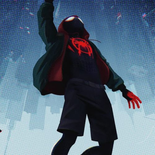 SDCC: Spider-Man: Into the Spider-Verse Hall H footage reveals three new characters to the spider gang