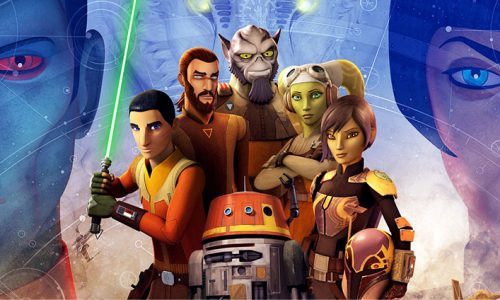 Star Wars Rebels: The Complete Fourth Season – Blu-ray Review