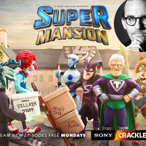 Behind the Music: An Interview with SuperMansion Composer Kurt Oldman