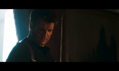 Nathan Fillion is Nathan Drake in Uncharted fan film