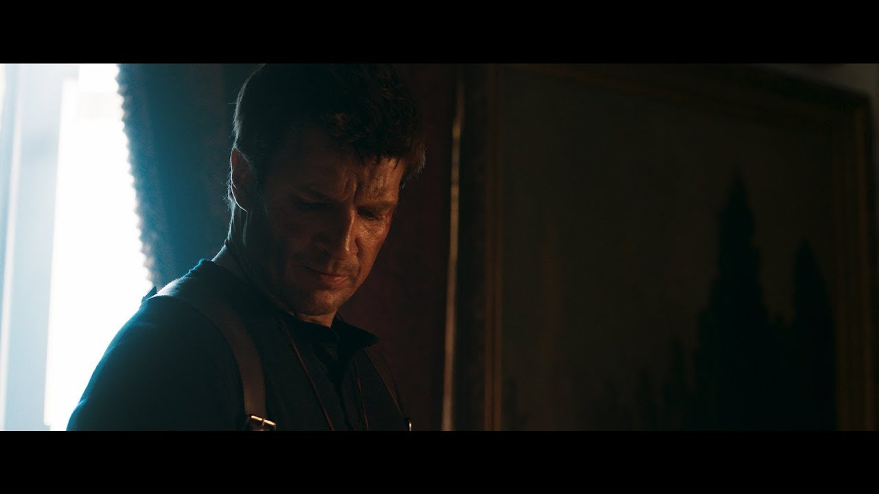 uncharted nathan drake nathan fillion fan film