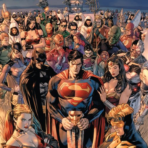 DC's Tom King reveals details on upcoming 'Heroes in Crisis'; focuses on mental health