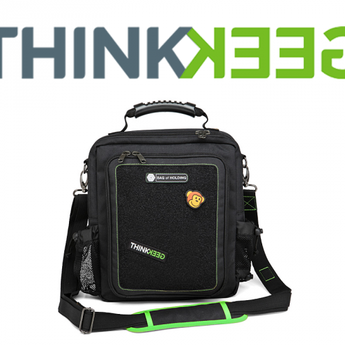 SDCC: ThinkGeek Bag of Holding – Con-Survival Edition review