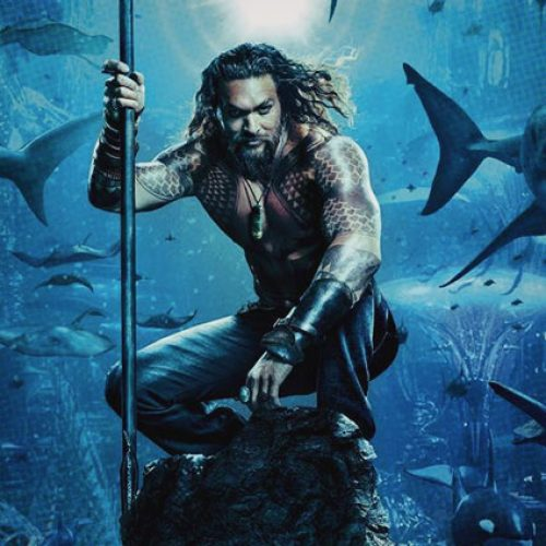 SDCC: Jason Momoa gets wet in the first trailer for Aquaman
