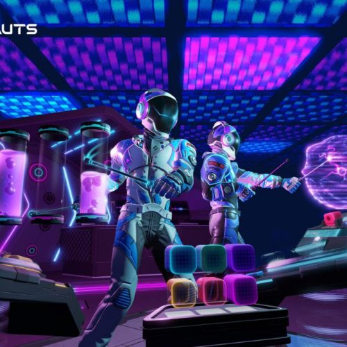 Electronauts VR game will turn anyone into the ultimate DJ