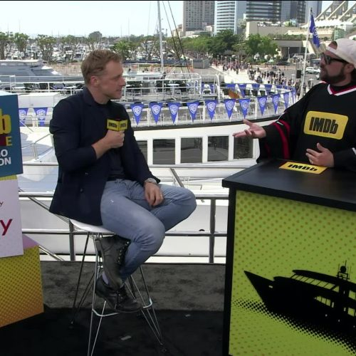 IMDB brings Kevin Smith and the boat back to San Diego Comic-Con 2018