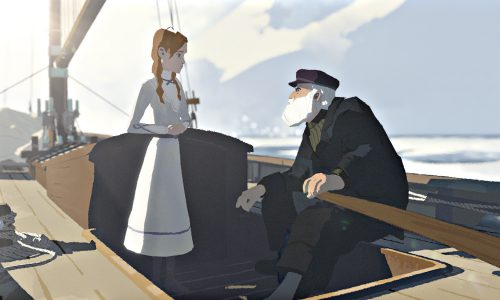 Disney's Paperman director working on Google VR animated film, Age of Sail