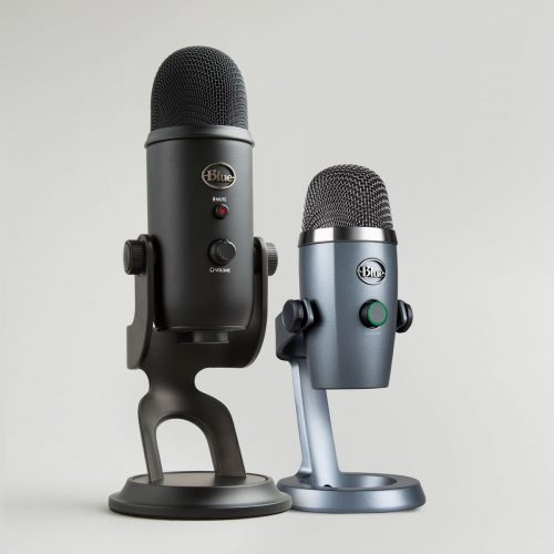 Blue Yeti's lil sibling, Yeti Nano, now available for podcasters, YouTubers and streamers