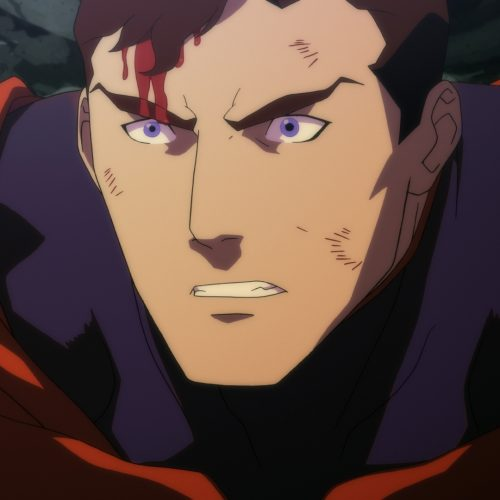 The Death of Superman animated movie now available on Blu-ray and DVD