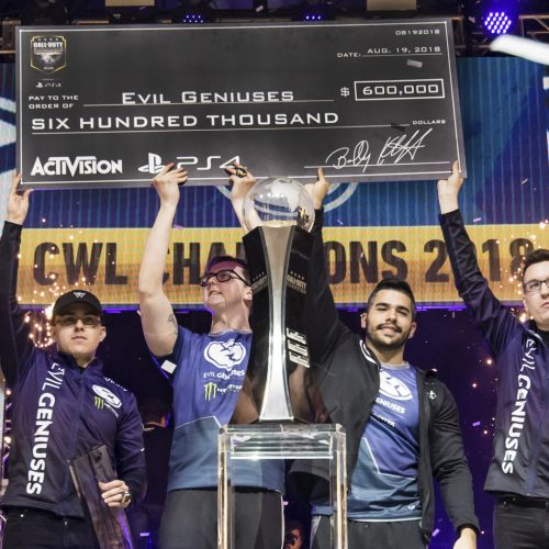 Evil Geniuses wins 2018 Call of Duty World League Championship, plus Blackout Beta dates