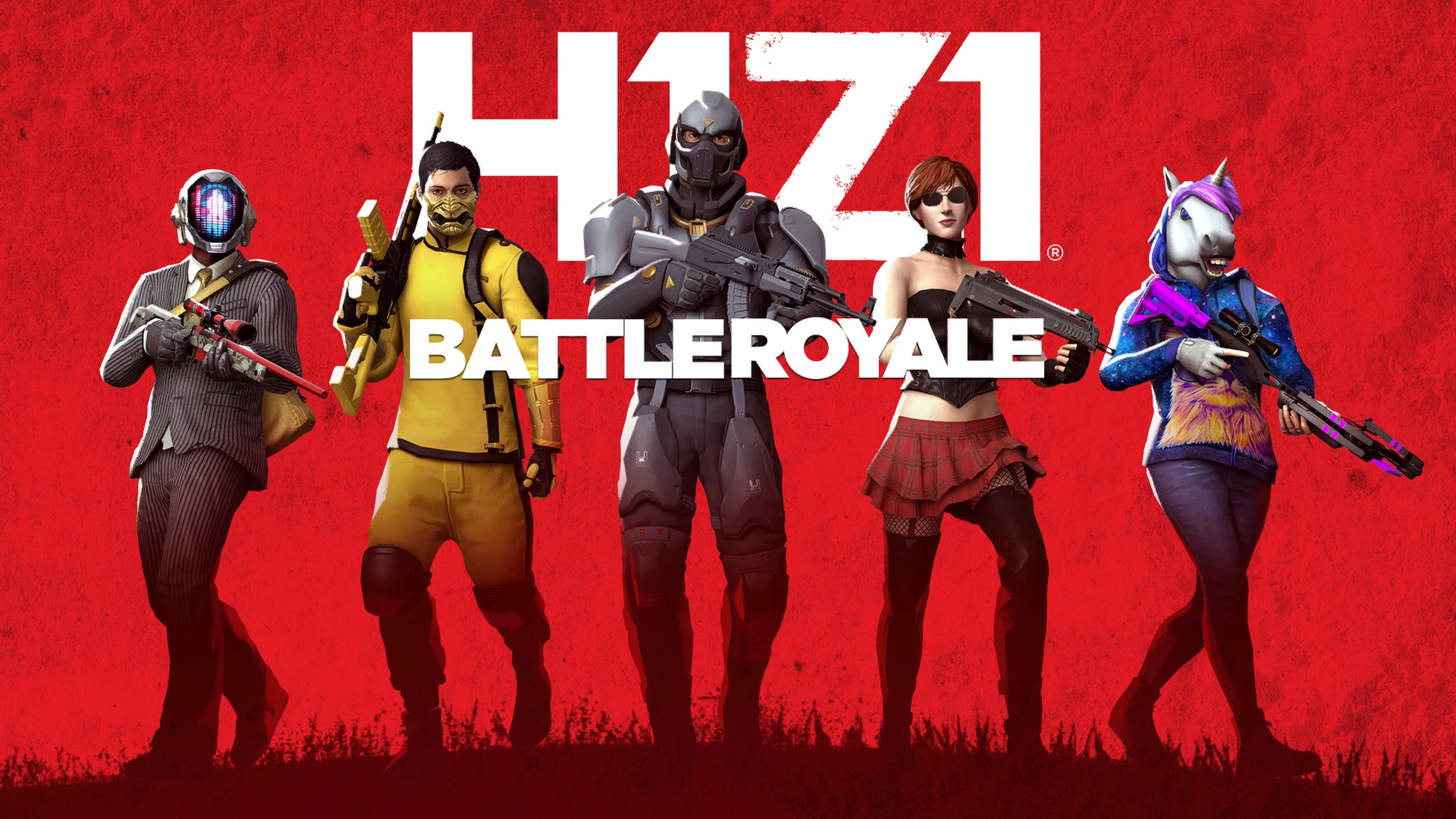 Backpack Skins H1Z1 h1z1: battle royale has gone through many changes for the