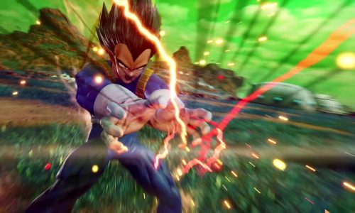 Jump Force adds new fighters including Vegeta and One Piece characters