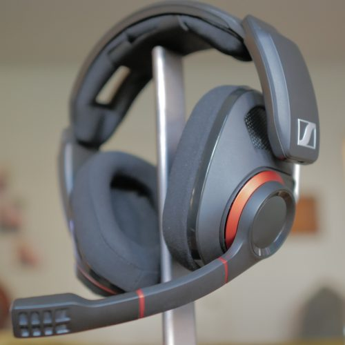 Sennheiser GSP500 Gaming Headset review