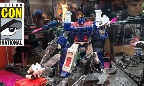 SDCC: Hasbro's John Warden excited for future of Transformers