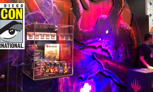 SDCC: MTG's Mark Rosewater talks new mechanics and surprises