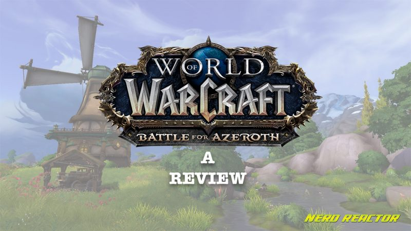 wow battle for azeroth review