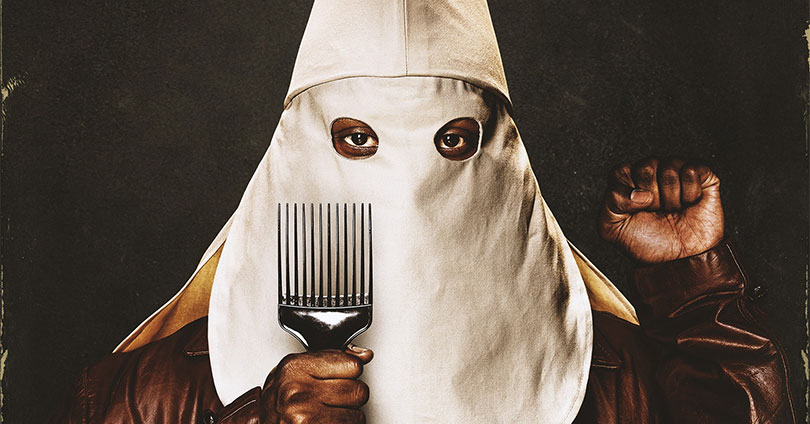 BlacKkKlansman Theatrical Poster