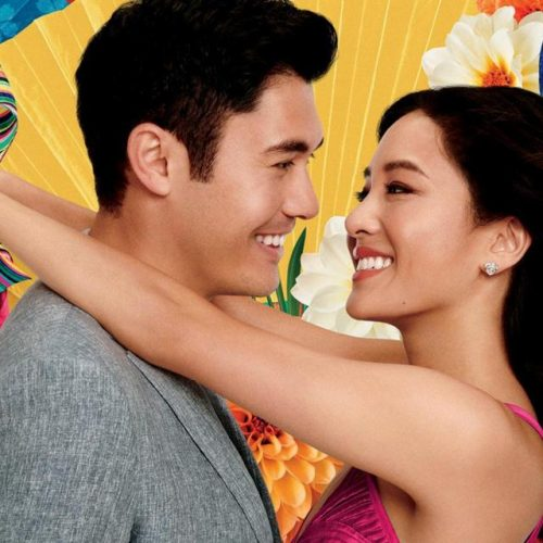 Crazy Rich Asians is a delightful and decadent romantic romp
