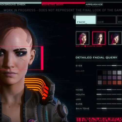 Watch the NSFW gameplay reveal for Cyberpunk 2077