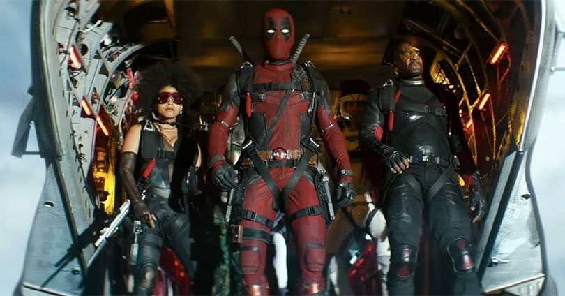 Deadpool 2 - X-Force